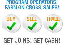 Program Operators Earn on Cross-sales!