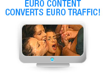 Euro Content Converts Euro Traffic!